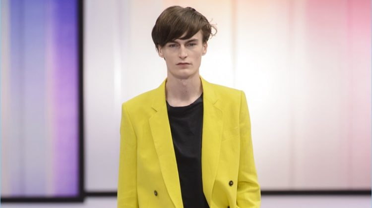Paul Smith Goes Tropical for Spring '18 Collection