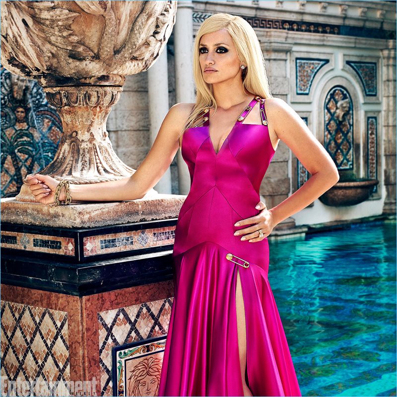 Penelope Cruz as Donatella Versace in The Assassination of Gianni Versace: American Crime Story