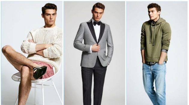 Summer Party Attire: Saks Delivers 3 Sharp Looks to Impress