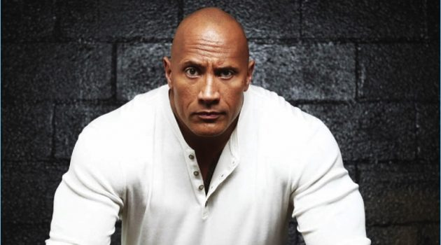 Dwayne 'The Rock' Johnson Covers Emmy Magazine, Talks Childhood