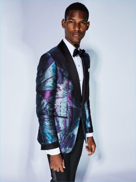 Tom Ford Inspires with Sleek Spring '18 Collection