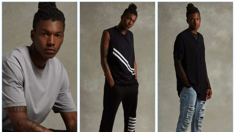 Topman Embraces New York Style, Drops Summer AAA Collection