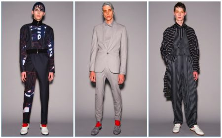 Modern Romantics: Topman Design Unveils Spring '18 Collection