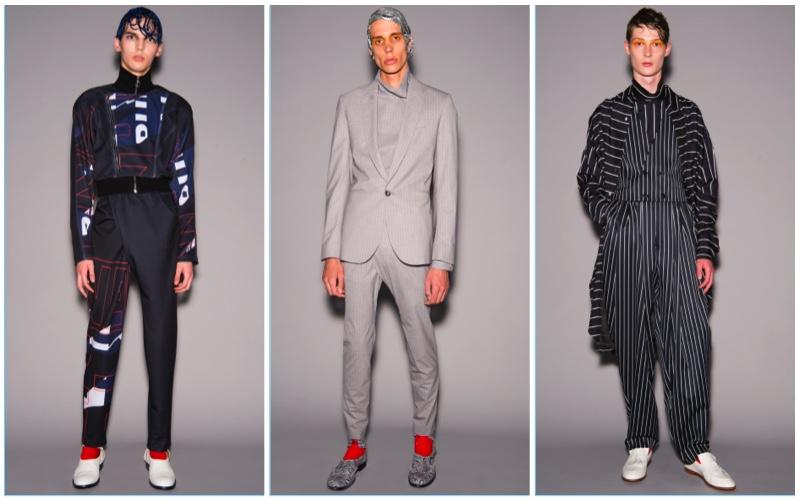 Modern Romantics: Topman Design Unveils Spring '18 Collection