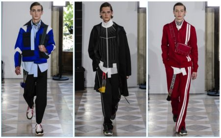 Valentino Goes Sporty & Young for Spring '18 Collection