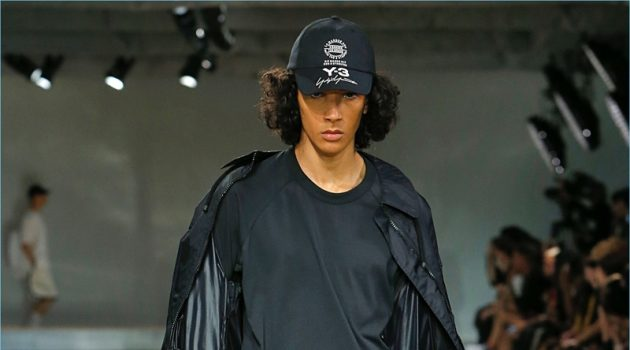 Y-3 Presents Simply Sporty Spring '18 Collection
