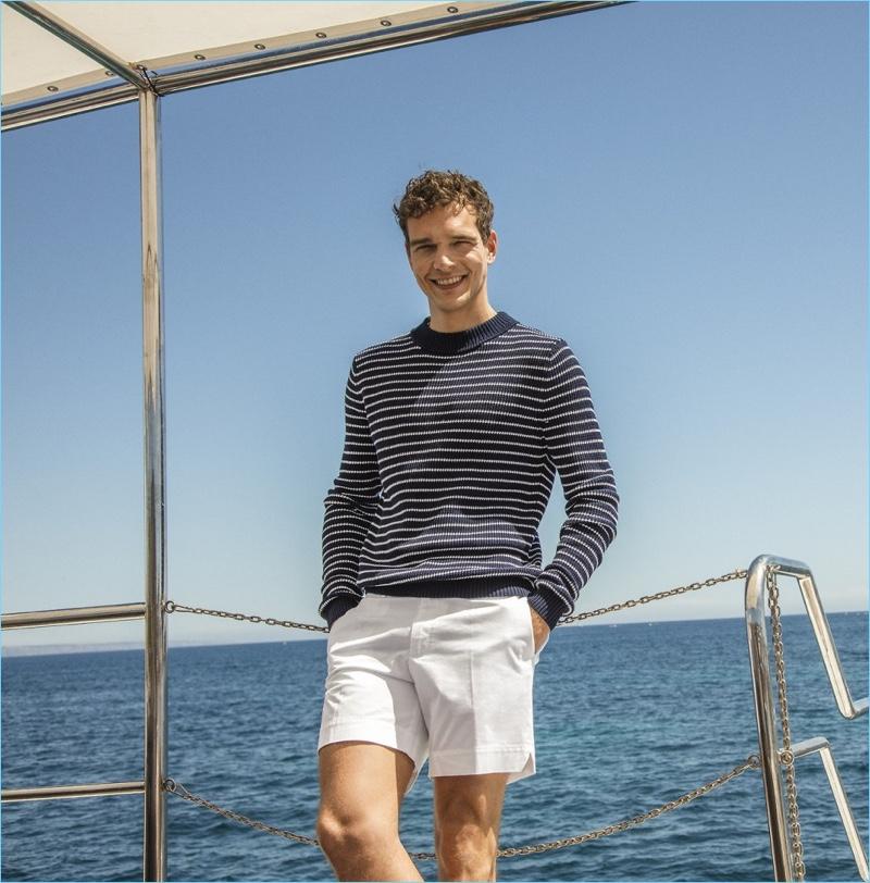 Alexandre Cunha Takes in Summer with Forbes España