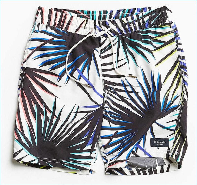 Barney Cools Floral Amphibious Swim Shorts
