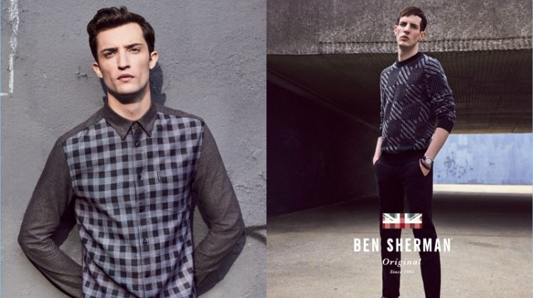 Ben Sherman Channels 'Spirit of the Mod' for Fall '17 Campaign