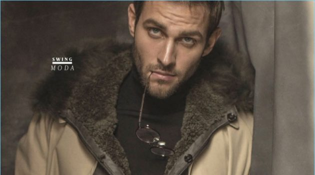 Viajero Global: Chad Masters Dons Hugo Boss for GQ México