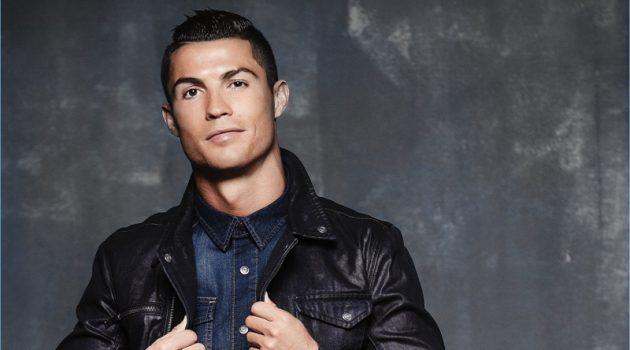 Cristiano Ronaldo Launches CR7 Denim