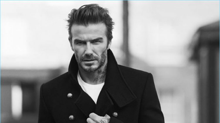David Beckham Introduces Respect Fragrance, Stars in Campaign