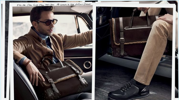 Derek Blasberg Sets Stage for Tod's Story with Brand's Fall '17 Campaign
