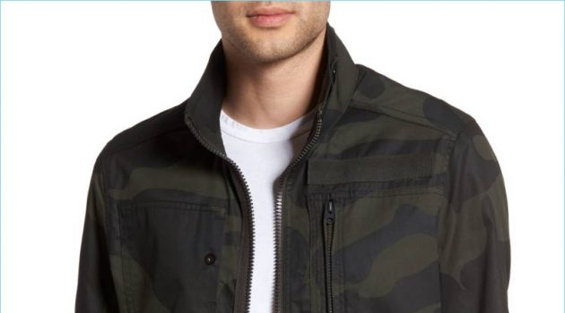 G-Star-Raw Powel SP Jacket