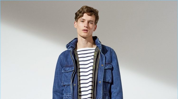 Gap Doubles Down on Denim for Fall '17 Collection