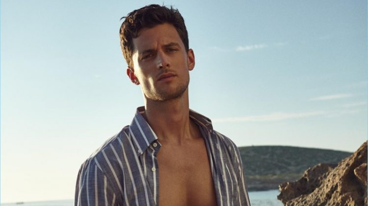 Summer in Ibiza: Garrett Neff for Código Único