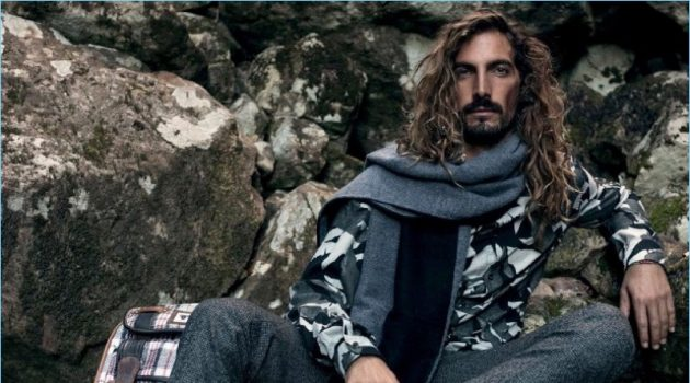Eco Warrior: George Kirkinis for GQ South Africa