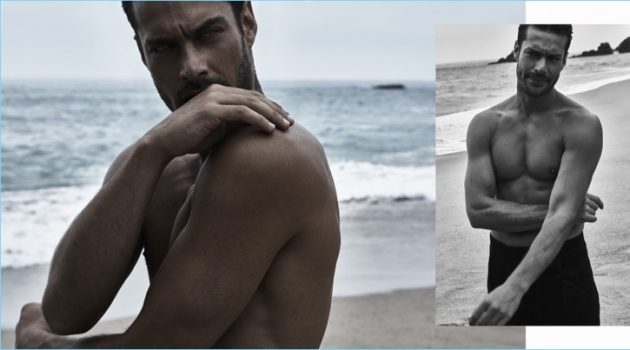 Wild at Heart: Goncalo Teixeira Hits the Beach for Wam Magazine