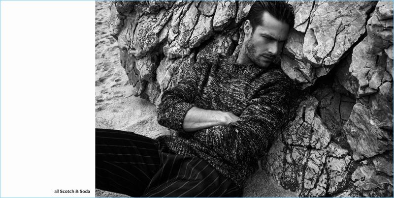 Wild at Heart: Goncalo Teixeira Hits the Beach for Wam Magazine