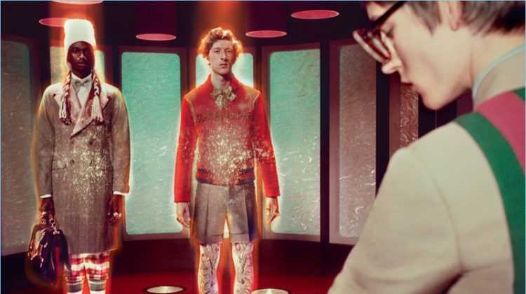Gucci Goes Sci-Fi for Star Trek Inspired Fall '17 Campaign