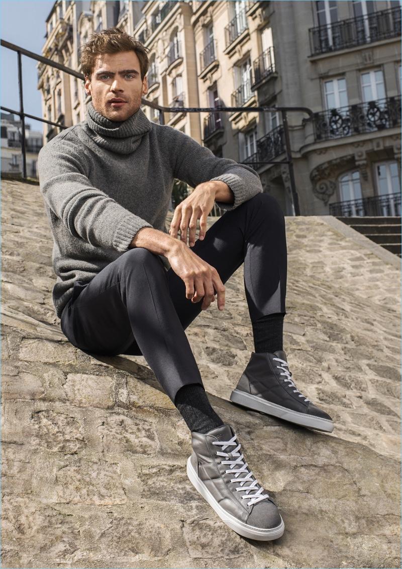 Couleurs variées 47950 f5841 Hogan Fall/Winter 2017 Campaign | The Fashionisto