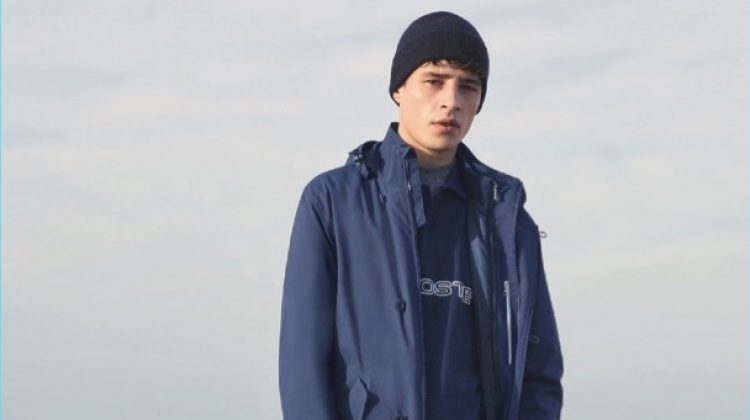 Lacoste Marries Practical & Sporty for Fall '17 Collection