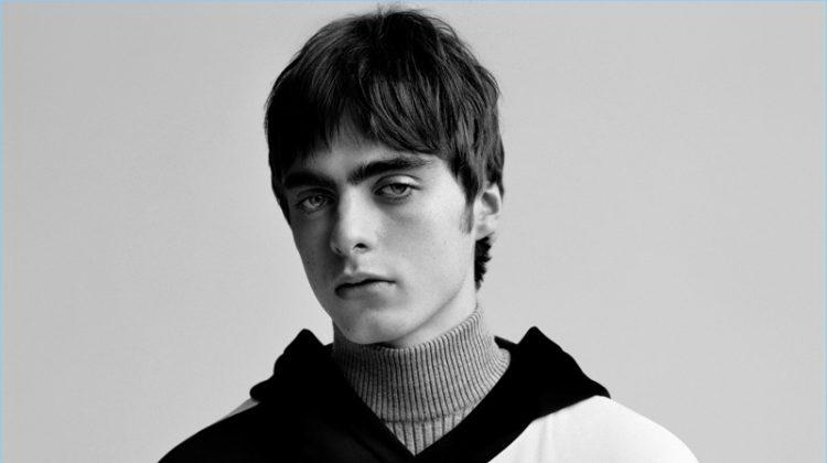 Lennon Gallagher Stars in MSGM's Fall '17 Campaign