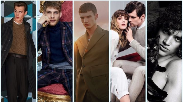Take 5 Fall '17 Ads: Givenchy, Salvatore Ferragamo + More