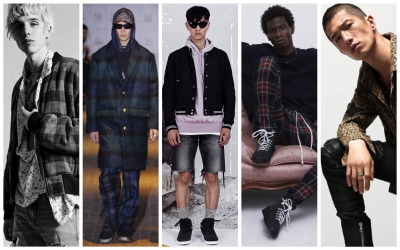 Modern Menswear Brands: R13, Palm Angels, John Elliott, Fear of God, and AMIRI