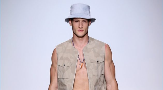 Parke & Ronen Romanticises Outdoors for Spring '18 Collection