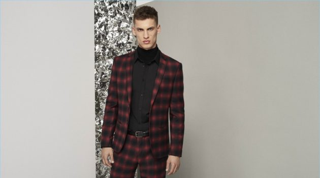 River Island Does Prep, Manhattan, & Luxe Style for Christmas Collection