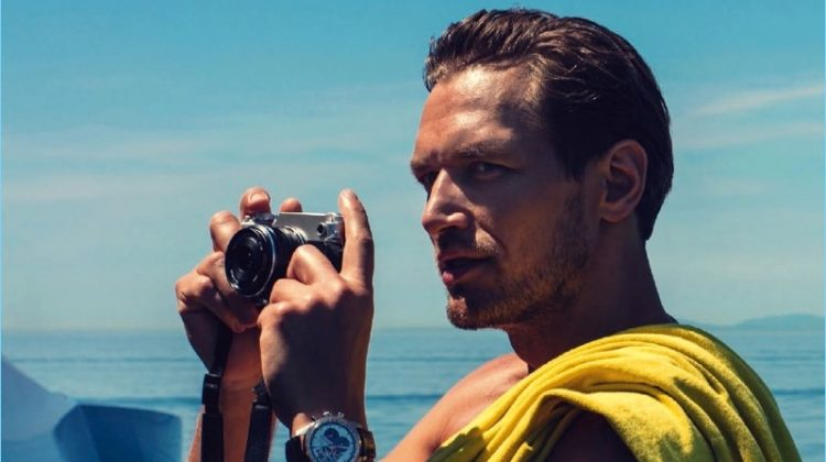 Picture Perfect: Robertas Aukstuolis Takes in a Cool Summer with Boat International
