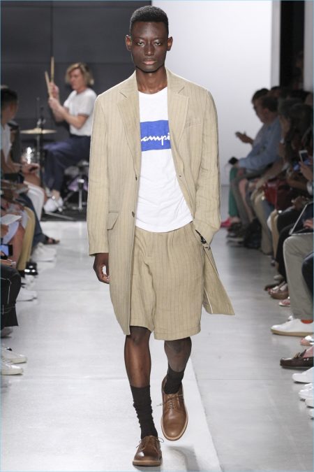 Todd Snyder Breaks Menswear Rules for Spring '18 Collection