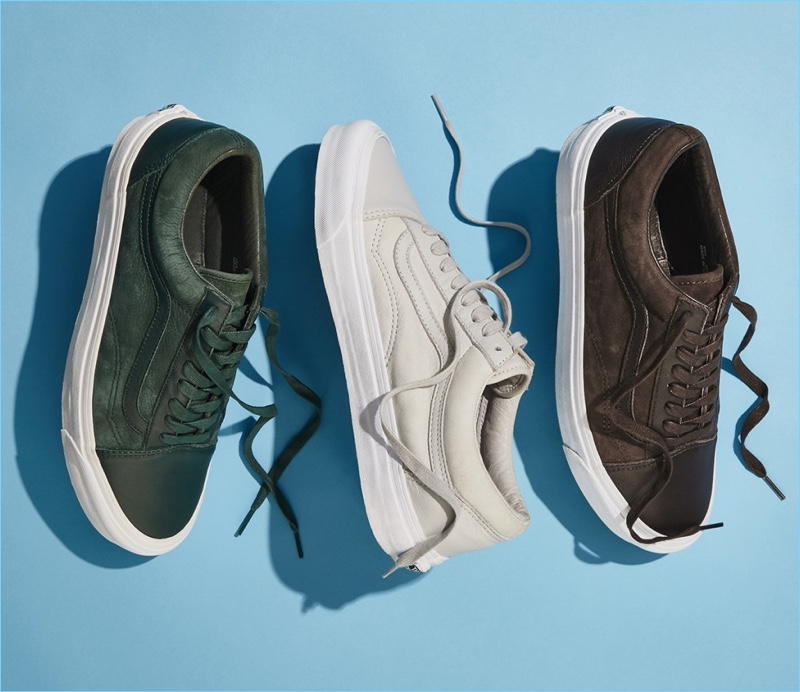 Style and comfort converge with Vans' new Barneys New York collaboration.