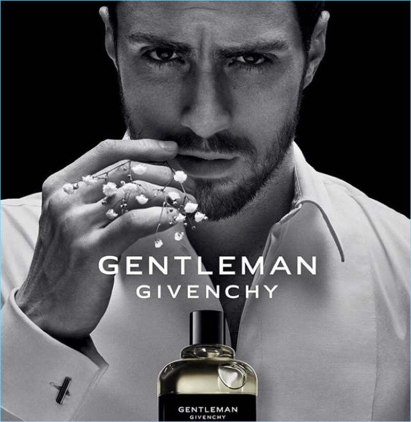 Aaron Taylor-Johnson stars in the new fragrance campaign for Gentleman Givenchy.