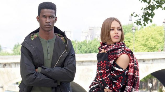 Americana Manhasset Travels to Paris for Chic Fall '17 Outing