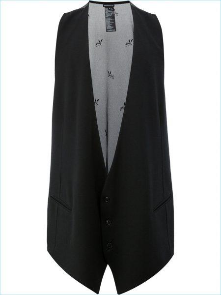 Ann Demeulemeester Long Waistcoat