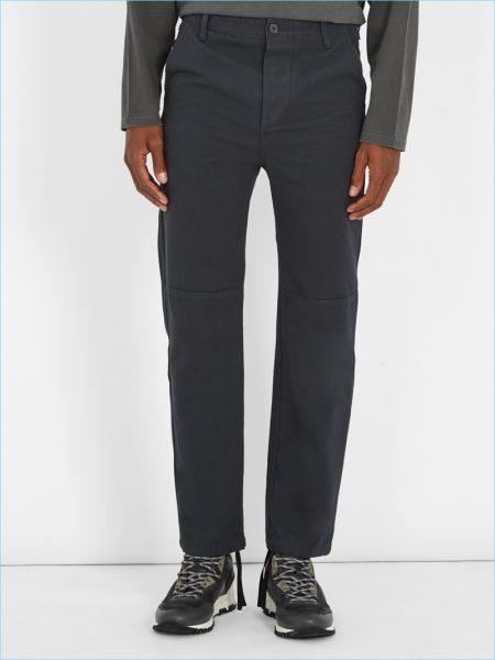 Balenciaga Slim Leg Trousers