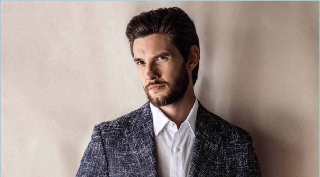 Ben Barnes Covers Da Man, Talks 'The Punisher'