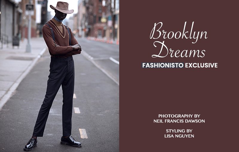Fashionisto Exclusive: Aly Ndiaye photographed by Neil Francis Dawson