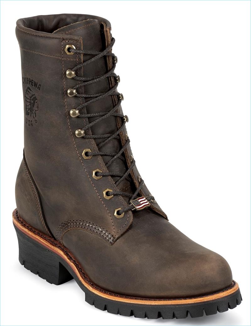 Chippewa 20091 - Redwood Logger Boots