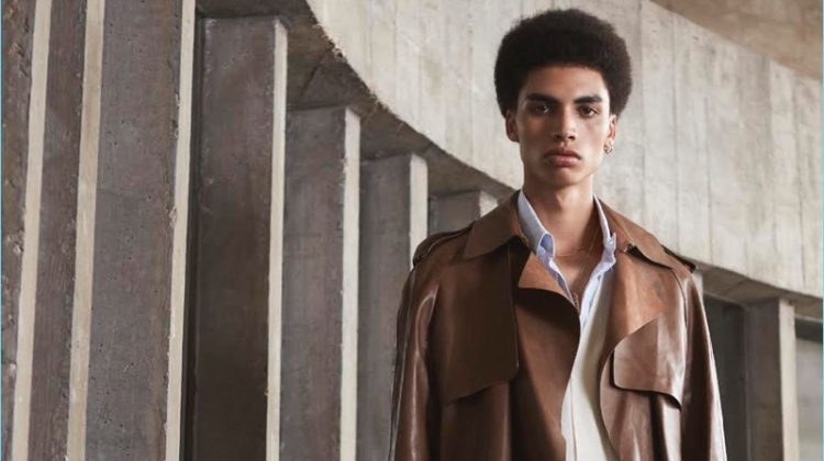 Dansk Delivers Chic Louis Vuitton Outing