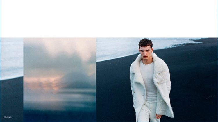 Dirk Bikkembergs Takes to the Outdoors for Fall '17 Campaign