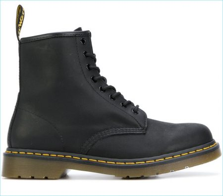 Dr Martens 8 Eyelet Lace-Up Boots