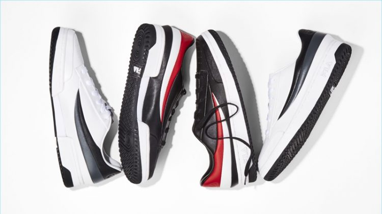 Barneys Collaborates with FILA for Retro-Inspired Capsule Collection