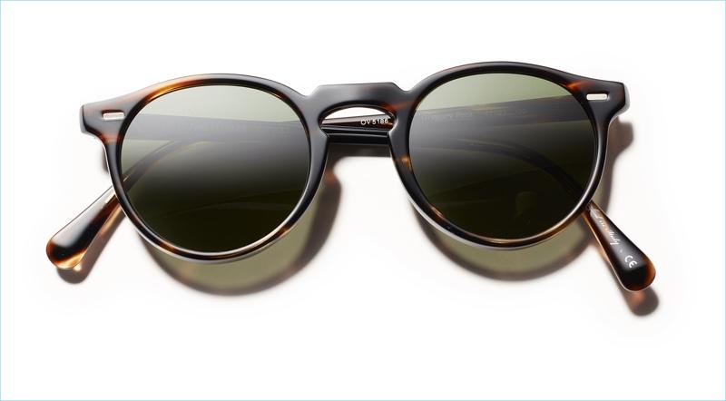 GQ60 x Oliver Peoples Sunglasses