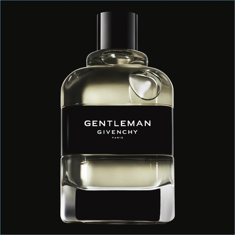 A chic still image of Gentleman Givenchy