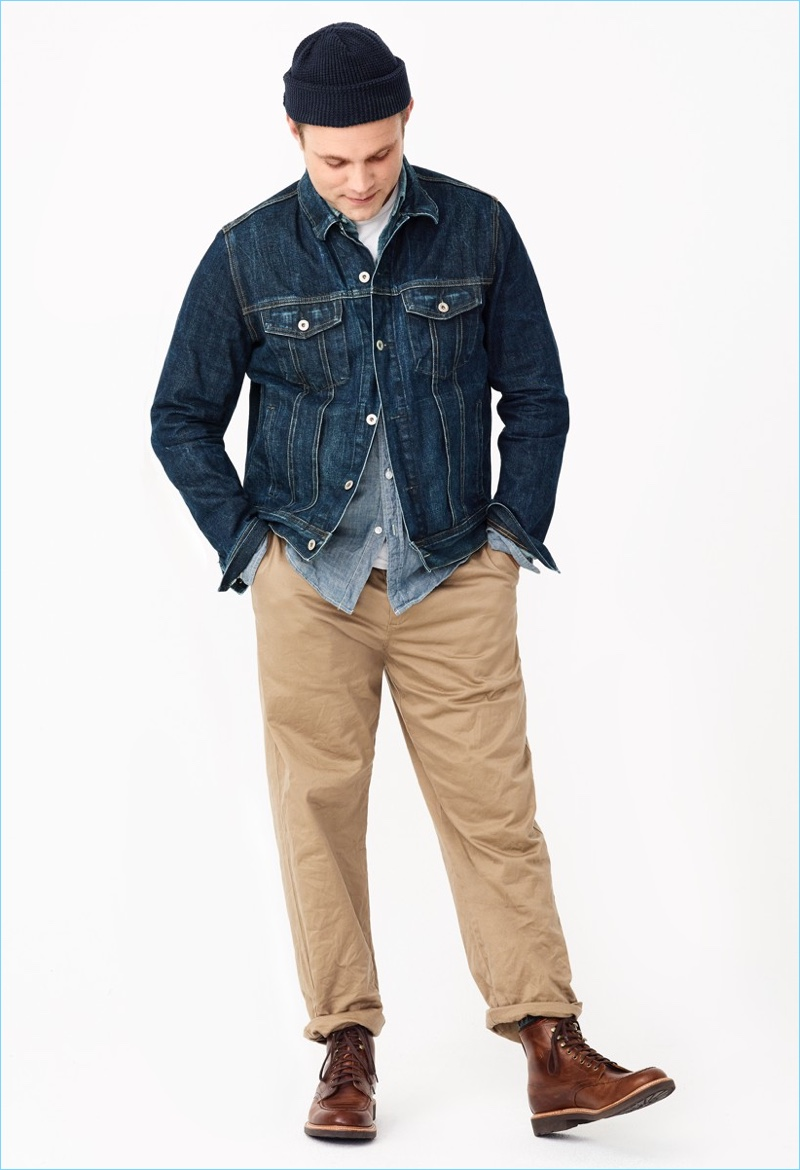 J.Crew 1450 Relaxed Chinos