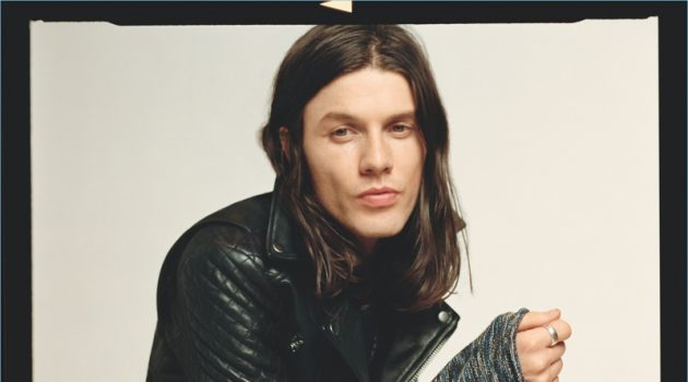 James Bay collaborates with Topman on an exclusive new collection.
