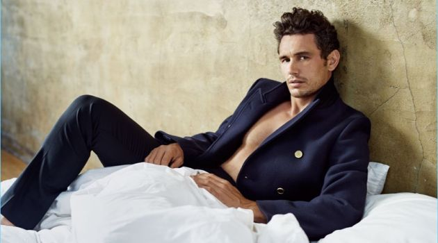 James Franco Covers Out, Talks Directing & Acting